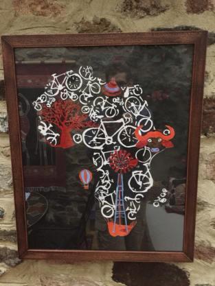 Africa framed